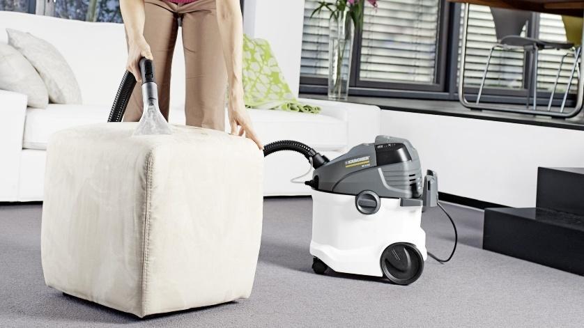Обзор средств для моющих пылесосов