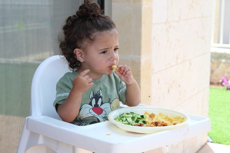 Gerber. Детское питание для малыша