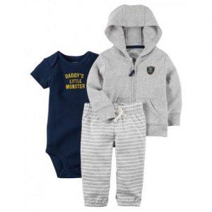 Чем хороша трикотажная одежда для детей