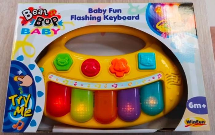 Какие игрушки для детей 6-9 месяцев нужно выбирать?